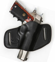 Pro Carry 7 Leather Gun Holster LH RH For S&W Bodyguard 380