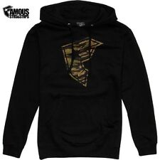Famous Stars & Straps Tigger Skate Snowboard Pullover Hoodie M NEW NWT $55£60€70