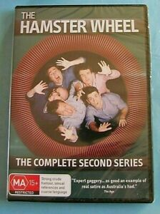 THE HAMSTER WHEEL Series 2 DVD (The Chaser Team) NEW SEALED Region 4 see below