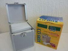 Box 50-100 CD/DVD Capacity Music Storage & Media Accessories