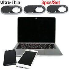 3Pcs Plastic Privacy Protect Sticker Webcam Camera Cover For Mobile Phone Laptop