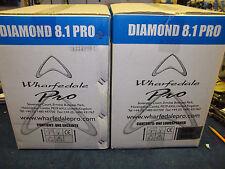 "Wharfedale D8.1 Pro Studio Monitors, 5"" LF 1""HF ,one pair, Local Pickup OK"