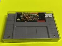 🔥💯 WORKING SUPER NINTENDO SNES GAME 🔥 DONKEY KONG COUNTRY 2 DIDDY KONGS QUEST