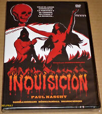 INQUISICION Paul Naschy - Precintada