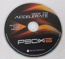 P90X3 Watch This First - How to Accelerate DVD Replacement Disc Beachbody