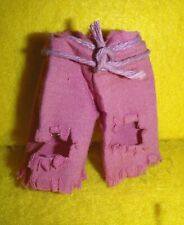 1970's Vintage Mego Hulk Purple Pants For An 8 Inch Action Figure Original Pants
