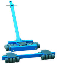 Pake Handling Tools Steerable Skates Kits, 40 Ton Capacity (88,000 pounds)