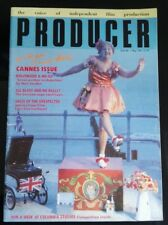 Producer: The Voice of Independent Film Production - RARE Issue No.1 May '87