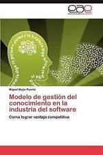 Modelo de gestión del conocimiento en la industria del software: Como lograr ven