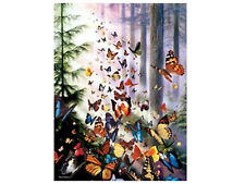 3D LiveLife Poster - Butterfly Woods + WARRANTY✓ AUTHENTIC✓