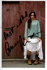 EMMA PIERSON signed autographed photo