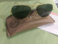 Bausch & Lomb Ray Bans Sunglasses