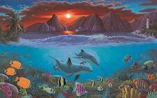 Malen nach Zahlen Leben im Ozean PAL-20
