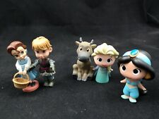 Disney  figures Bundle And ELC Fairies, imaginative play, cake toppers