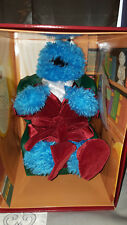 Sesame Street Cookie Monster - Monsterpiece Theater by Applause - Vintage plush