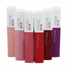 Maybelline Superstay Matte Ink Liquid Lipstick