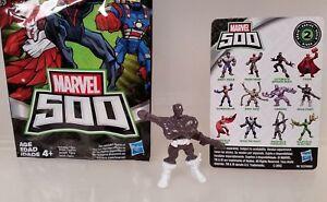 new Hasbro 2016 Marvel 500 series 2 two Nick Fury minifigure