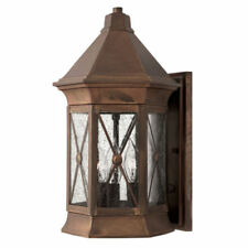 Articoli di illuminazione da esterno a muro e sospesa lanterne ottone 60W