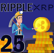 Ripple (XRP) Mining Contract   Get 25 XRP Guaranteed
