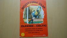 DUNDEE V CELTIC V APR 1975 (Scottish Cup Semi-Final)