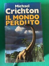 IL MONDO PERDUTO - Michael Crichton (romanzo)