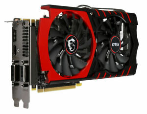 MSI GeForce GTX 970 4GB GDDR5 Graphics Card (GTX 970 GAMING 4G)