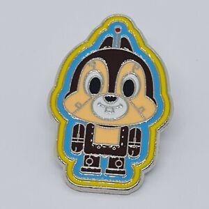 Disney Trading Pin Chip Robot Pin Hong Kong Disneyland