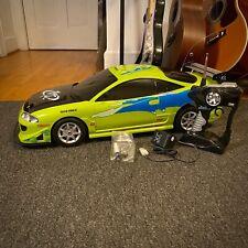 Fast And Furious Mitsubishi Eclipse R/C 1:6 Scale Paul Walker Radio Control Car