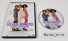 DVD Les Gens Honnêtes Vivent En France - Victoria ABRIL - Bruno PUTZULU