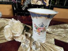 edle große Kelchvase Vase von Hutschenreuther Coburg neu top