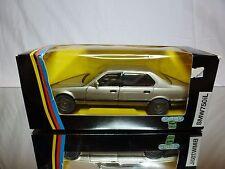 SCHABAK 1620 BMW 750iL - METALLIC CHAMPAGNE 1:24 - GOOD CONDITION IN BOX