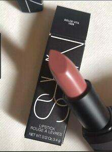 NARS Lipstick Shade DOLCE VITA 1028 Sheer Finish 3.4g NEW IN BOX