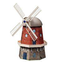3D Ravensburger Windmill 216pc Jigsaw Puzzle