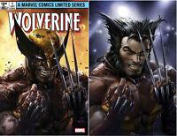 Wolverine 1 Facsimile Clayton Crain Virgin Set Frank Miller Homage Variant