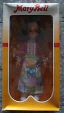 1 BOX BAMBOLA DOLL POUPEE MUNECA VINTAGE TOY 1979 GALBA-MARYBELL MARY BELL MERY