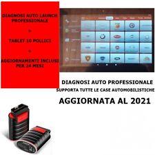 Diagnosi Auto LAUNCH X431 Pro Versione FULL 2 anni di aggiornamenti inclusi