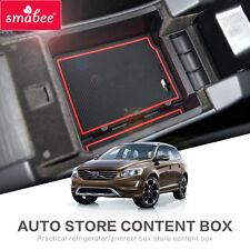 for VOLVO XC60 S60 V60 Car Central Armrest Box storage box Interior Accessories