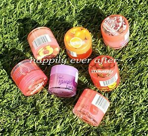 7 PCs Starry Magic Color Changing, Hydrating Lip Balm Set - New & Authentic