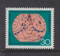 WEST GERMANY MNH STAMP DEUTSCHE BUNDESPOST 1973 WORLD METEOROLOGICAL  SG 1654