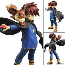 Pokemon Pocket Monster GEM Gary Oak Eevee Japanese Anime Figure Figurine No Box
