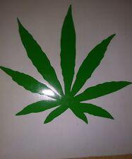 AWESOME Marijuana Weed Leaf 100 Sticker LOT Cannabis Medical Hemp FREE SHIPPING