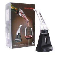 Les Gourmands Essential Wine Aerator Decanter Set