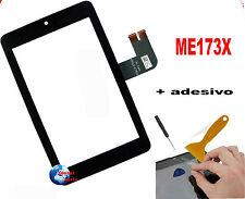 Ricambio Touch Screen Nero per Asus Fonepad Memo ME173X ME173 K00B