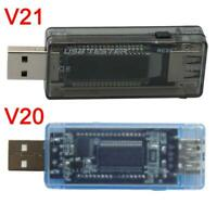 Power Bank Meter Ammeter Tool USB Current Voltage Tester Charger HIGH QUALITY