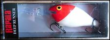 VERY RARE RAPALA RISTO RAP RR 5 cm in RH (Red Head) color