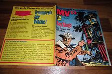 MV 68  # 4  vom 27.1.1968 -- mit RAY RINGO ASTERIX RICK HOCHET MICHEL VAILLANT