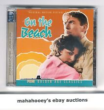 On the Beach / Secret of Santa Vittoria SOLD OUT FSM Ltd 3000 OOP CD Soundtrack