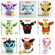Pokemon 9pcs Eevee/ Glaceon/ Umbreon/Plush Stuffed Animal Soft Toy Xmas gift-1