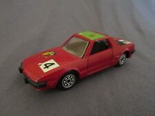 575F Norev Jet Car 836 Fiat X1/9 # 4 Abarth 1:43