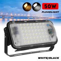 50W 48 LED Fluter Flutlicht Scheinwerfer Außen Strahler Hallenleuchte  3
